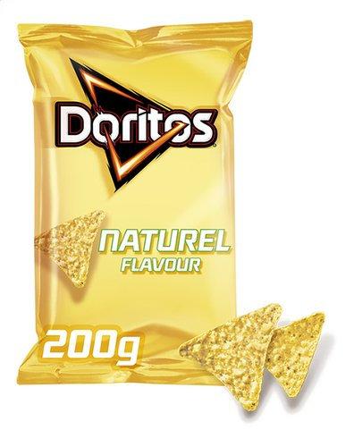 Doritos naturel 200 g