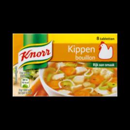 Knorr kip bouillon