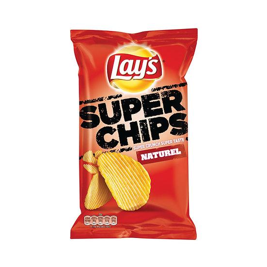 Lays superchips regular naturel