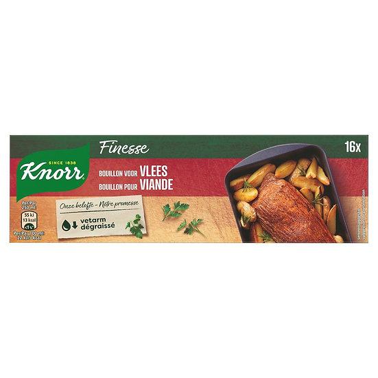 Knorr vlees bouillon vetarm