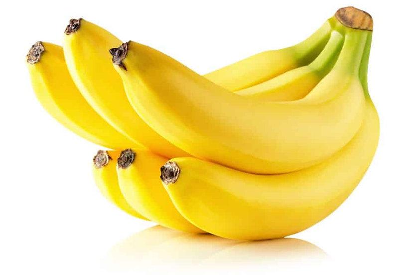 Bananen per 100gr