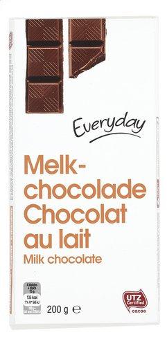 Everyday melkchocolade