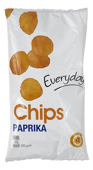 Everyday chips paprika