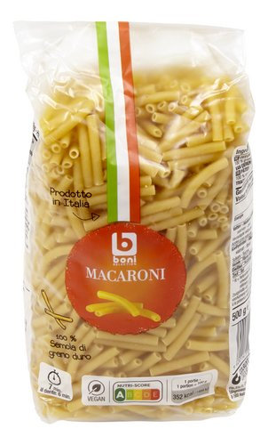 Boni Macaroni 500g