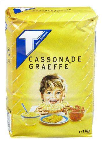 Tiense suiker Cassonade Greaffe