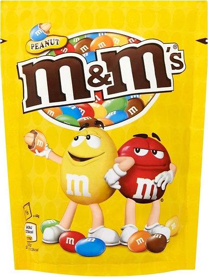 M&M geel