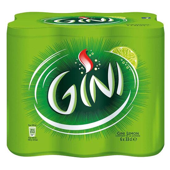 Gini lemon slim can 33cl