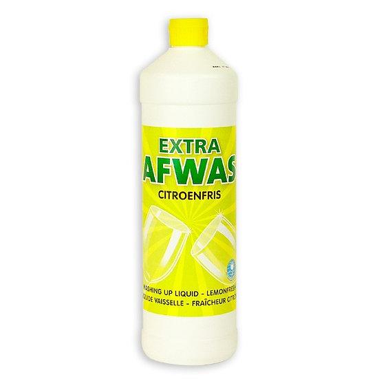 Extra afwas