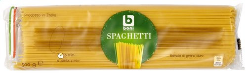 Boni spaghetti