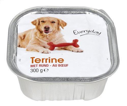 Everyday hond terrine rund