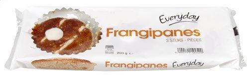 Everyday frangipane