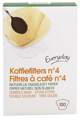 Everyday koffiefilters 100 stuks