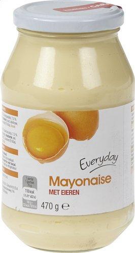 Everyday mayonaise