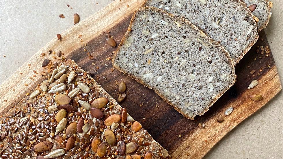 GF Seeded loaf