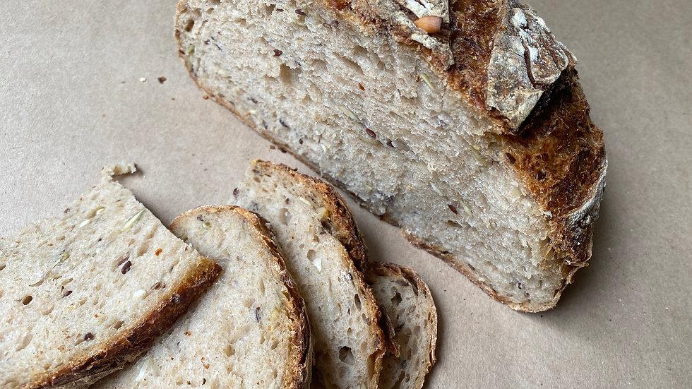 Seeded Loaf