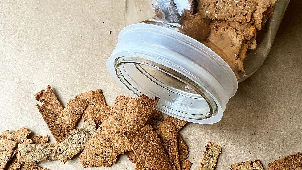 Spelt Crackers - 6oz