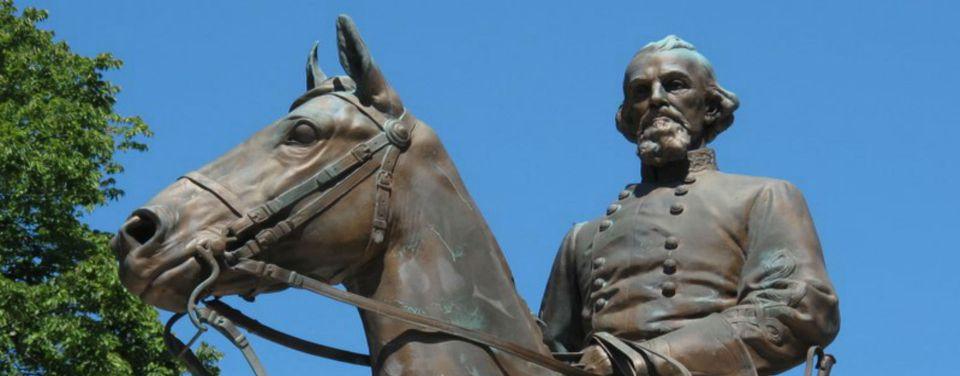 General Nathan Bedford Forrest Statue