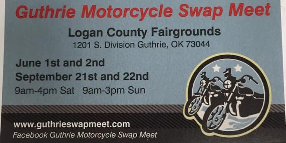 Guthrie Motorcycle Swap Meet