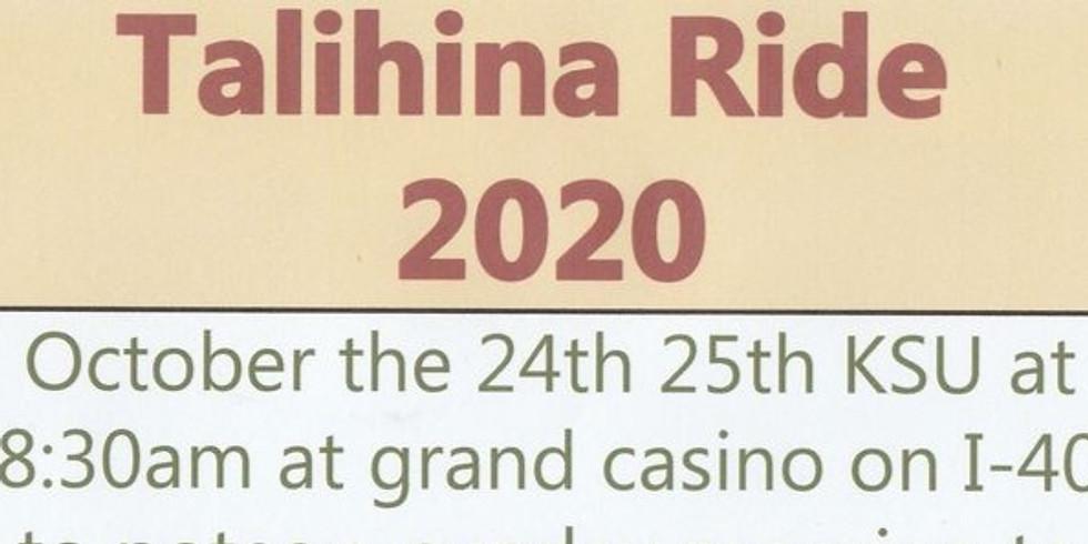 Talihina Ride 2020