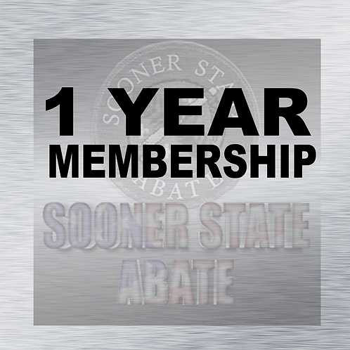 Renewal 1 Year Membership