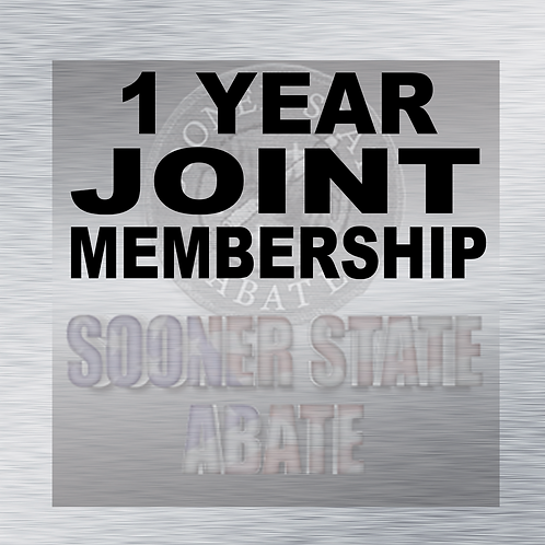 Renewal of 1Year Joint Membership