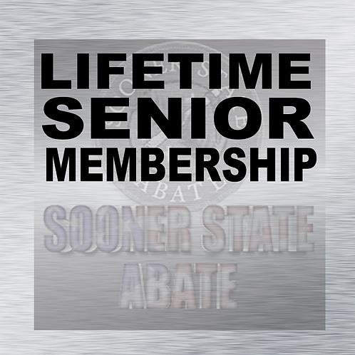 Senior Lifetime Year Membership