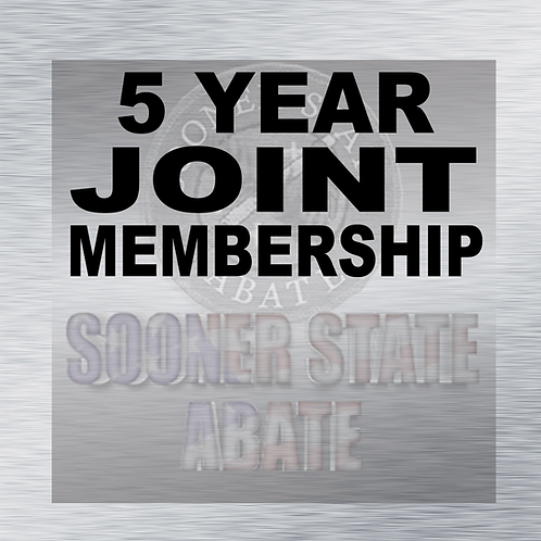 5 Year Joint Membership