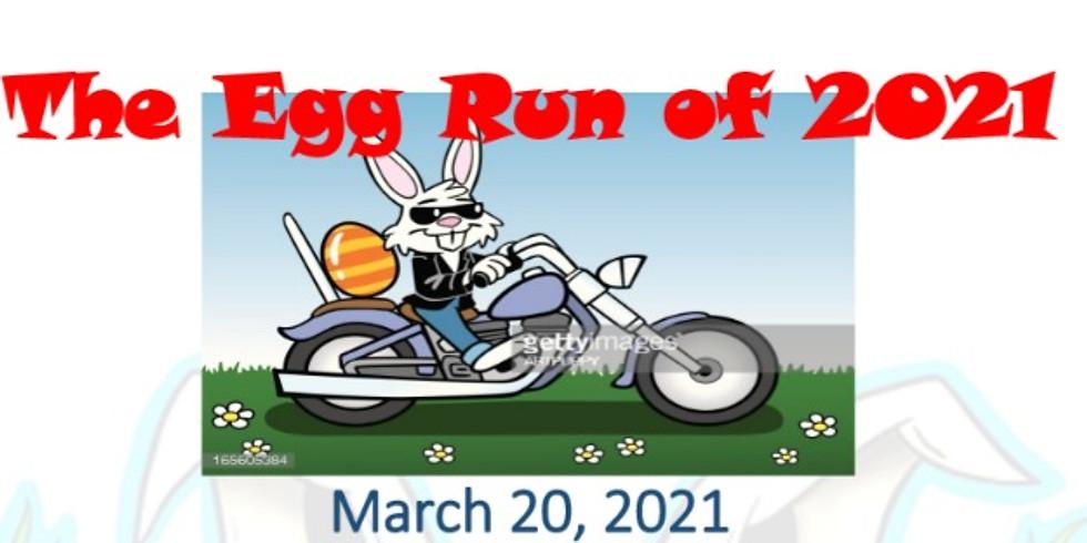 2021 Egg Run