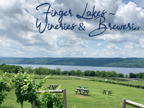 Finger Lakes Wineries (& Few Breweries) to Visit + A Free Itinerary Download! [Part Two]