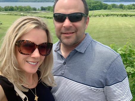 Traveling The Finger Lakes: Lake Seneca, Watkins Glen, and the Harbor Hotel [Part One]