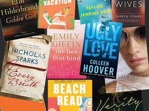Summer Reading: Some Books I've Read/Loved + The Ones I Have On My List