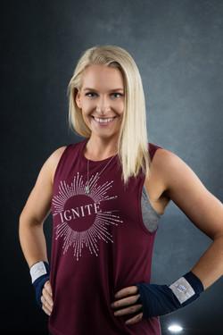 Coach Katie Becker