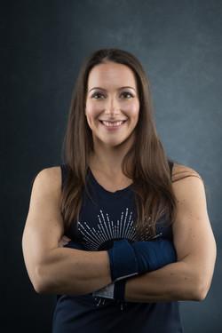 Coach Patricia Munoz