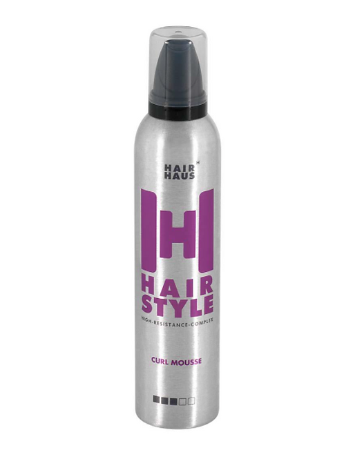 Hair Haus HairStyle Curl Mousse 300ml
