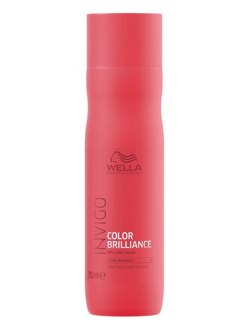 Wella Invigo Color Brilliance Protection Shampoo Fine/Normal 250ml