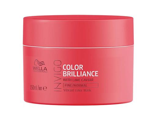 Wella Color Brilliance Vibrant Color Invigo Maske Fine/Normal 150ml