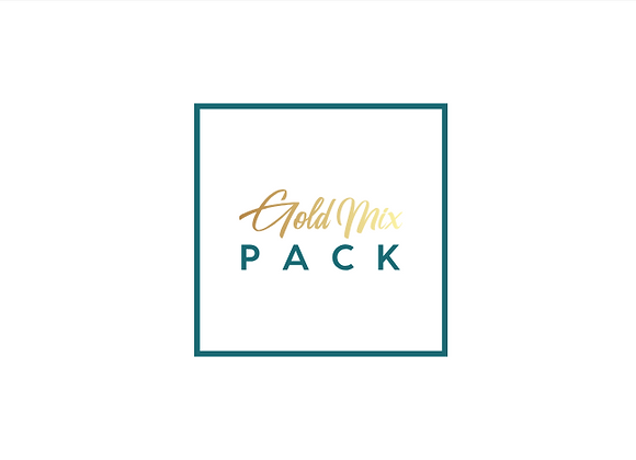 Gold Mix Pack
