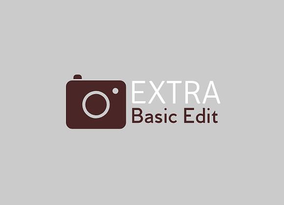 Extra Basic Edit