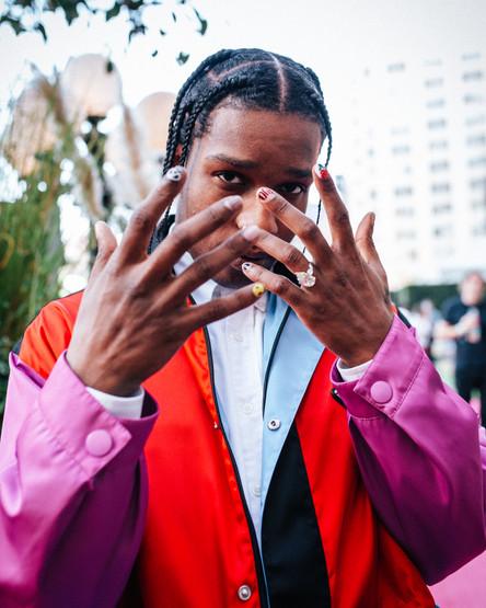 SummitLA19 ASAP Rocky photo by @shotbyky