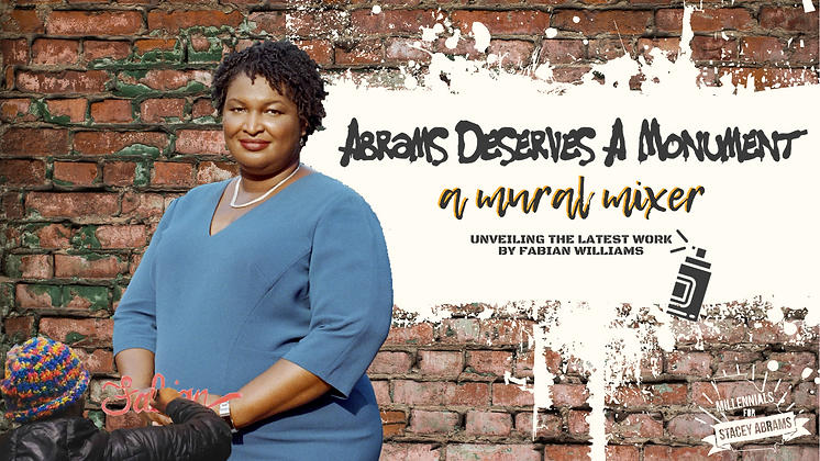 Abrams Deserves A Monument - Millennials