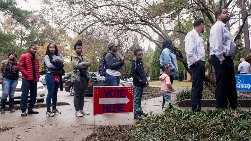 "Stop Telling Black Voters To ""Keep That Same Energy"". Black Voter Engagement Is Unmatched."