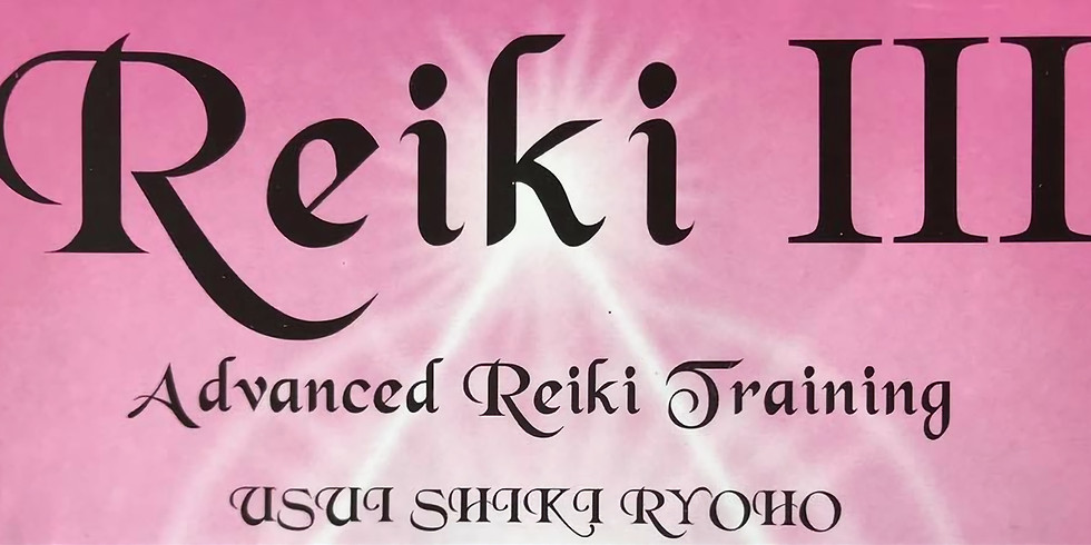 Formation Reiki 3ème degré
