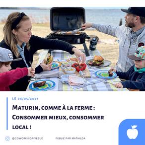 Maturin, comme à la ferme : Consommer mieux, consommer local !