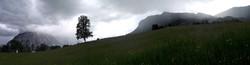 Regen in Tauplitz