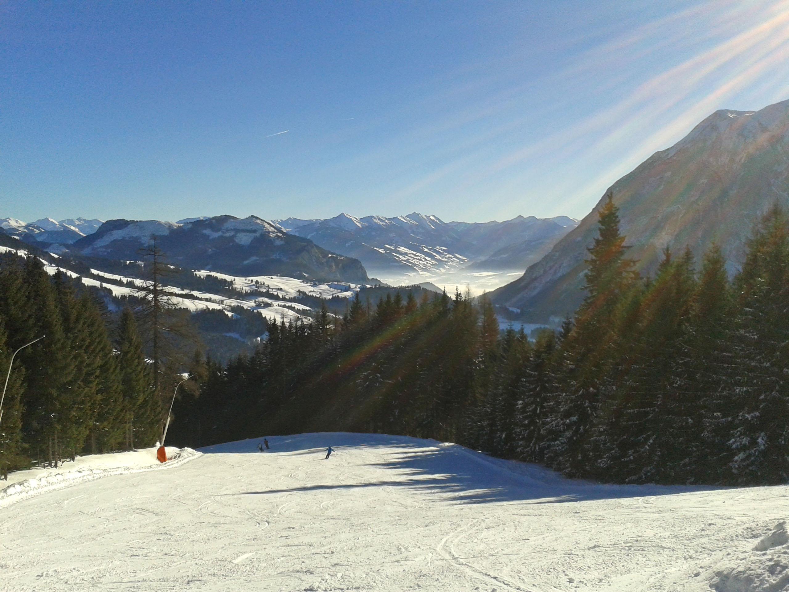 Skigebiet Die Tauplitz