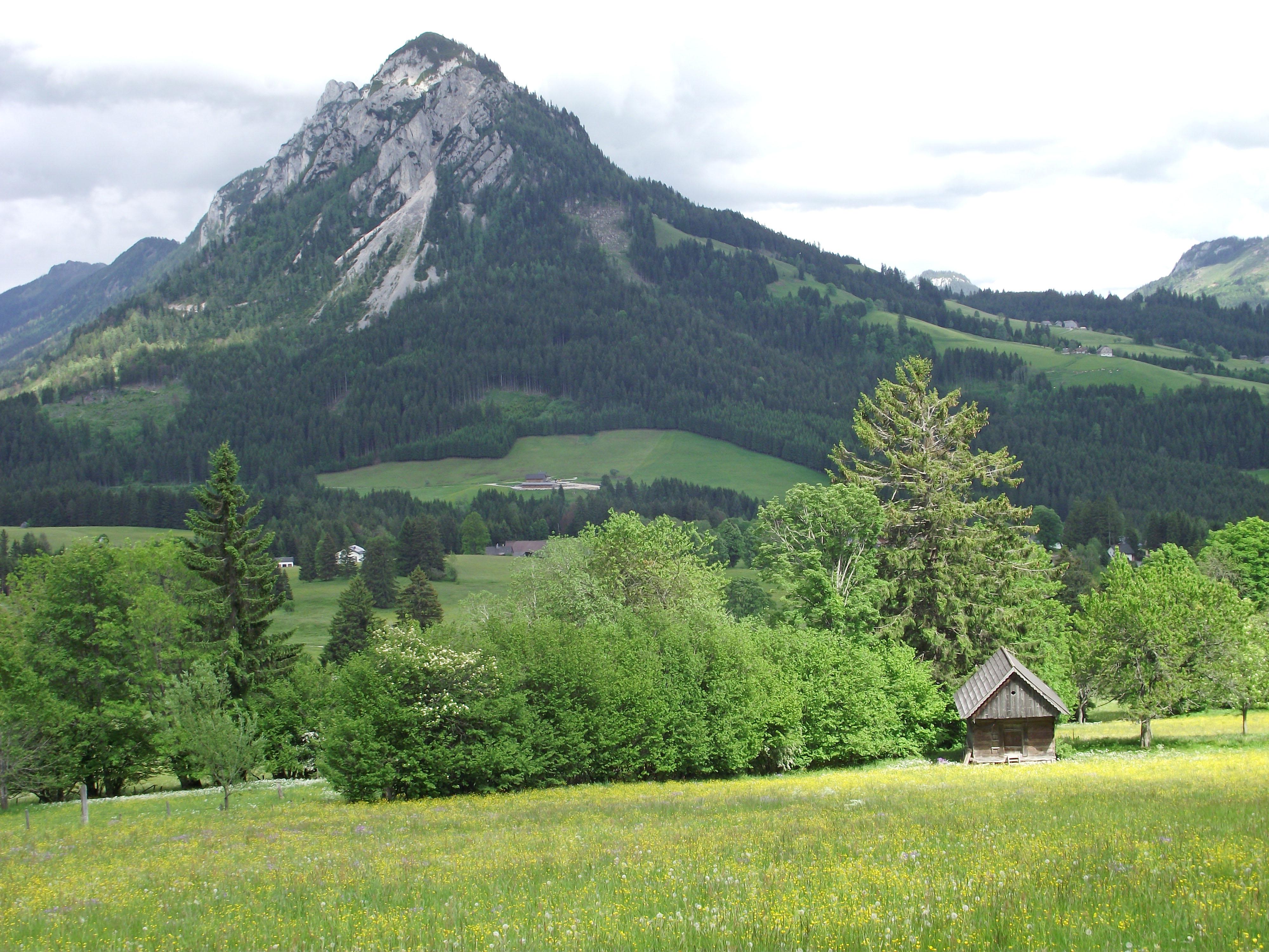 Frühling in Tauplitz