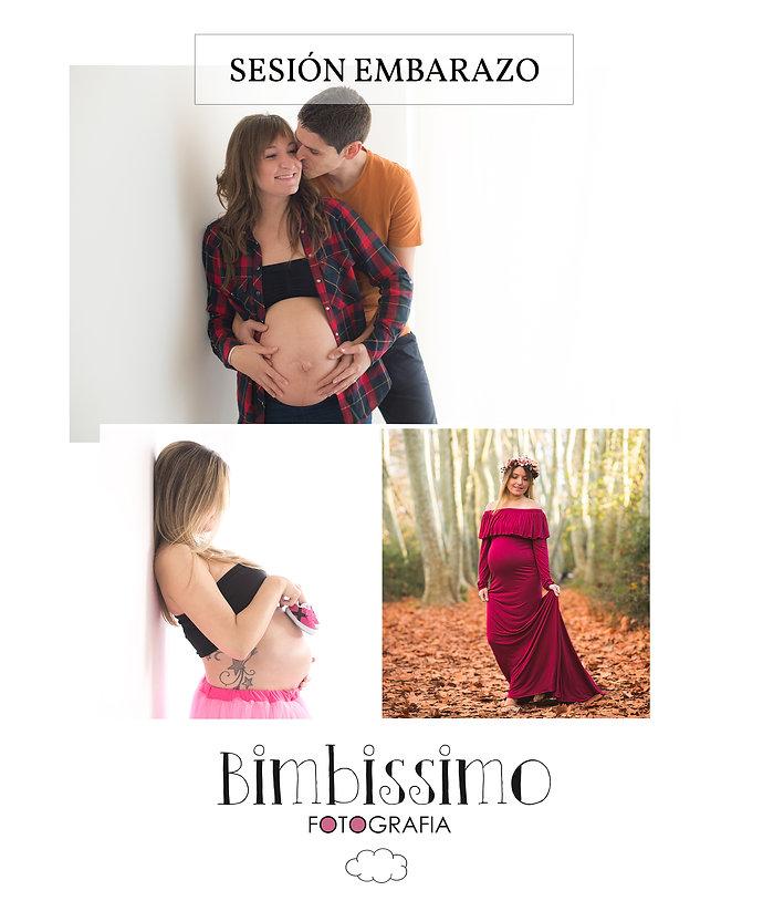 Sesión de fotos de Embarazo | BIMBISSIMO CERDANYOLA
