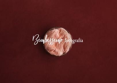 Basket Red Pink