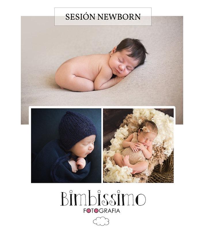 Sesión Newborn recién nacido | BIMBISSIMO CERDANYOLA
