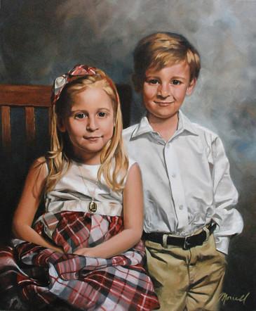 Annabelle and Becks